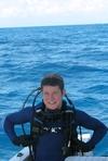 Diving off Islamorada in the Florida Keys
