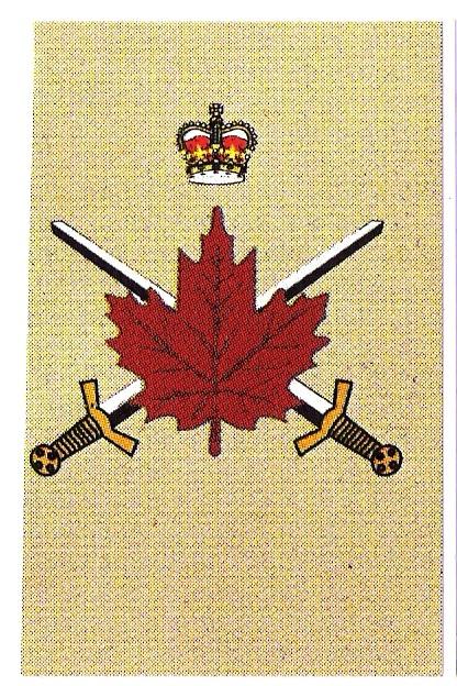 canadian army