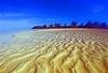 Big Wood Island, a deserted Island off of Andros, Bahamas