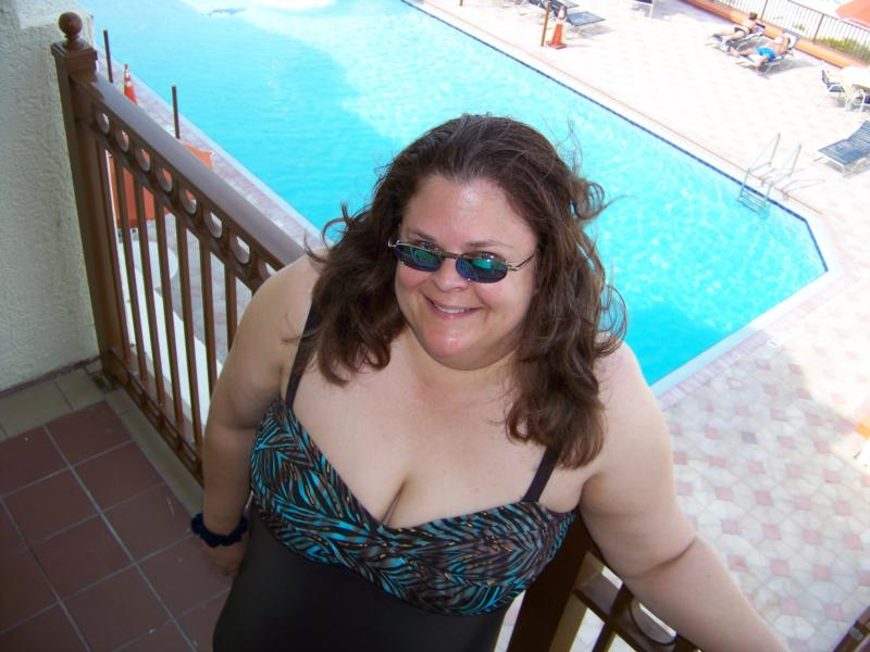 Just little ole Me Daytona Beach, FL. May 2011