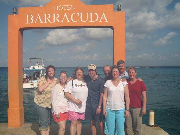 Hotel Barracuda in Cozumel