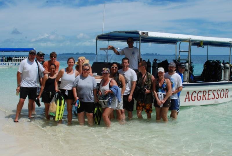 Visiting Ulong Island, Palau