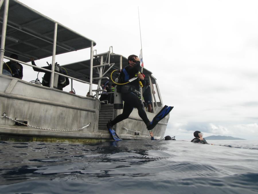 Fiji Agressor Skiff (the TANK!)