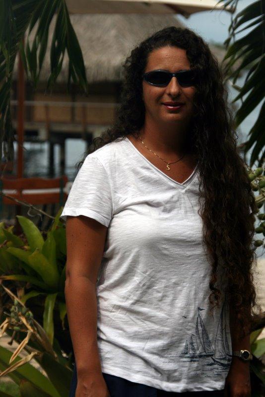Me in Bora Bora