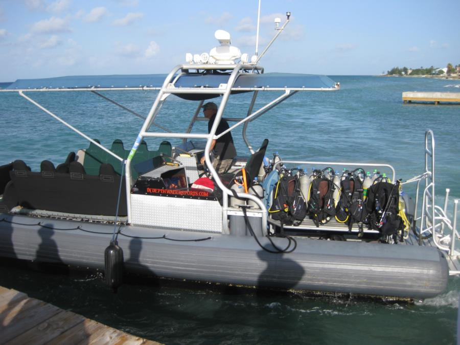 In-Depth Watersports - Grand Cayman 25 - 30 May 2013