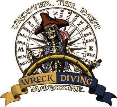 Wreck Diving Magazine Logo