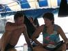 2003 - Sea Dragon MV Andaman - Hanging out
