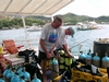 2/2004 - Seadive boat - kitting up - Coron, PI