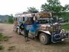 6/2004 - Mimi - Airport Jeep to Coron town- Coron, PI