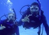 Partners In Crime (& Diving)