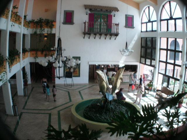 Hotel Cozumel Lobby