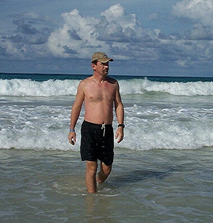 walking the beach...Dominician/04