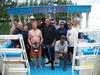 roatan dive boat