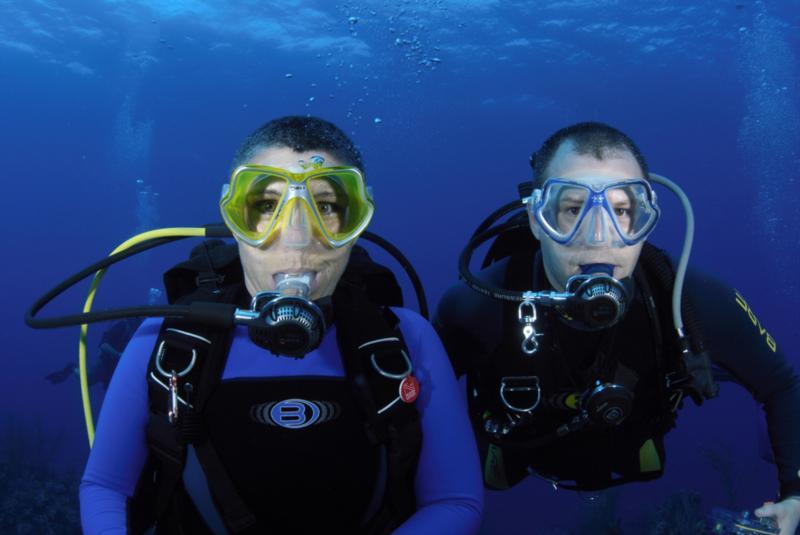Bahamas Jul 08 - JF & Nath