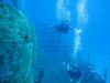 Cozumel`s shipwreck Xicotencatl