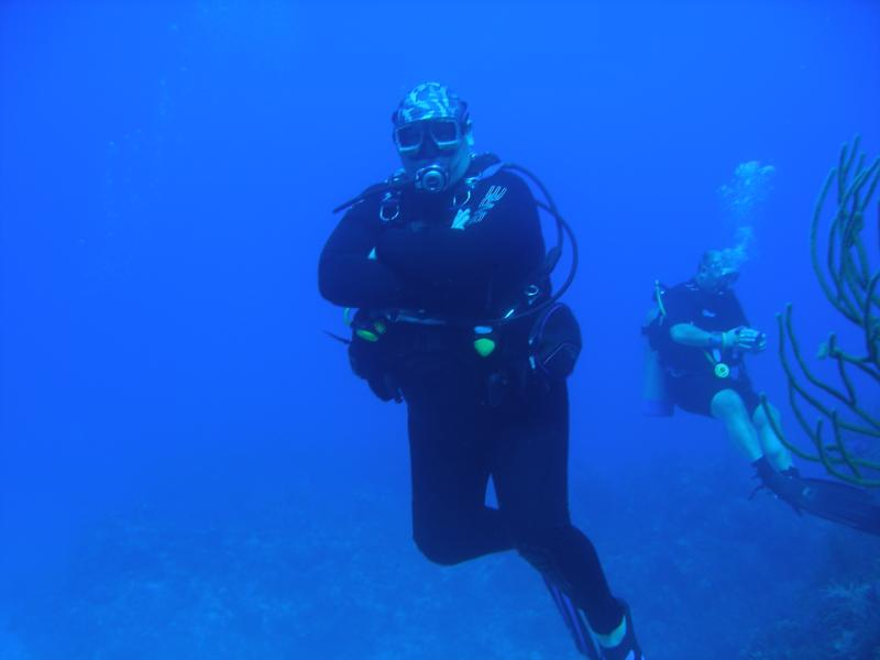 Dan in the Exumas 08