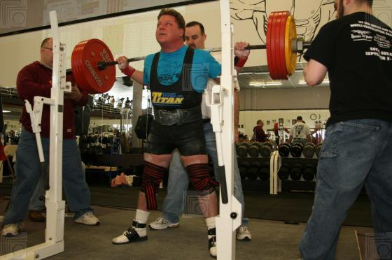 Me Squatting at MN State
