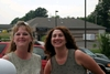 My dive buddy,Terri & I at dive club meeting