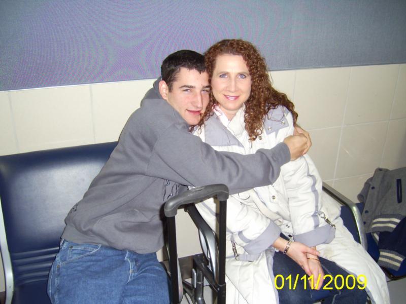 Ryan and myself