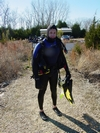 Scuba final dives 12_07 CSSP TX Water Temp 55