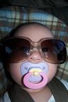 Baby Malia...