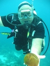 Mr. Steve Sharp (Bonaire, August 2007) photo compliments of Marlene Sharp