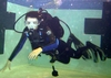 My discovering scuba diving