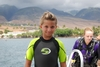 Kira, My Daughter, 10 yr old diver! Lahaina, Maui