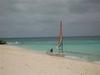 Remote Caicos beach