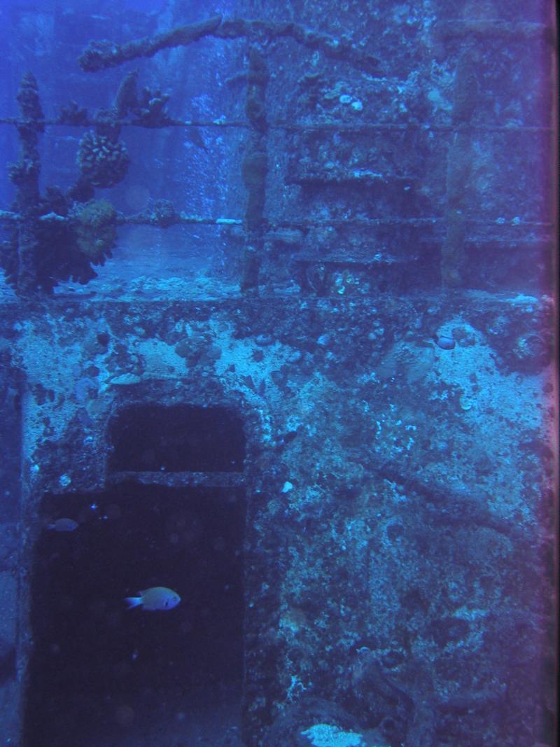 Ship Wreck in Honolulu, HI