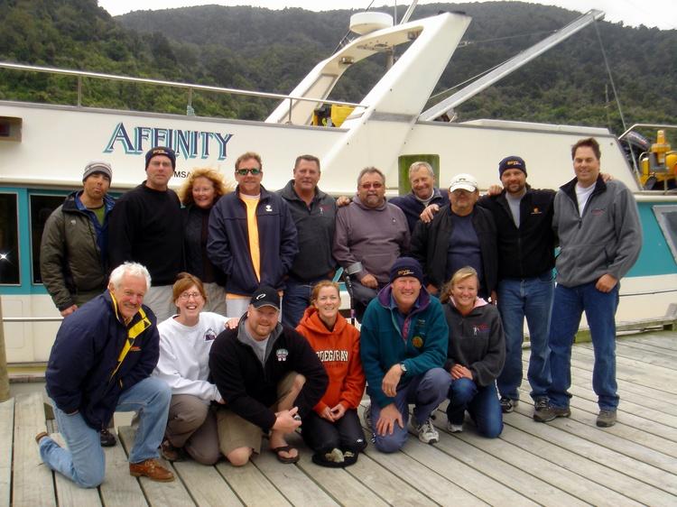 New Zealand Group
