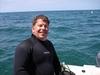 Diving off Hernando Beach Fl