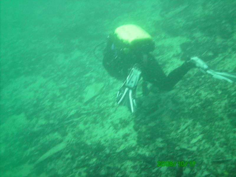 CCR dive at Dutch Springs...