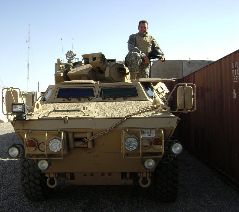 Iraq, again