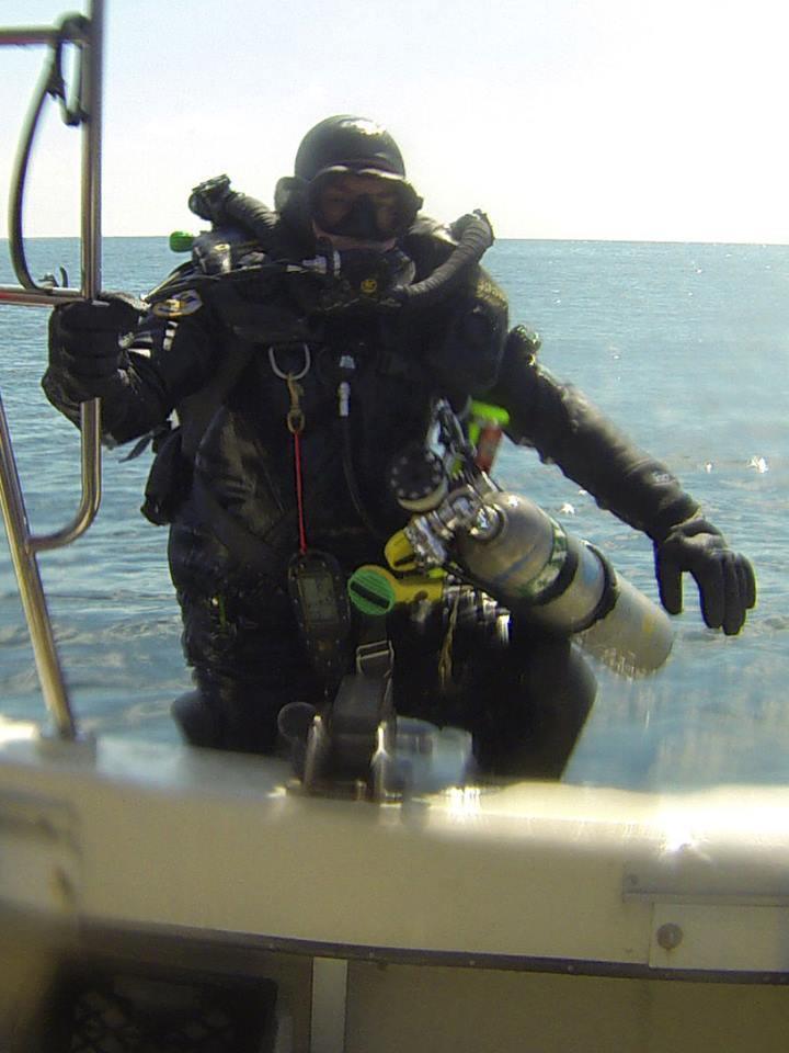 NE Wreck Diving