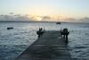 Pier at Don`s Bonaire