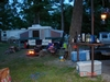 camping Lake tenkiller Okla