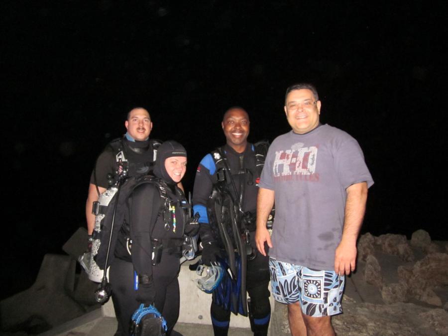 Jam Marine Night Dive