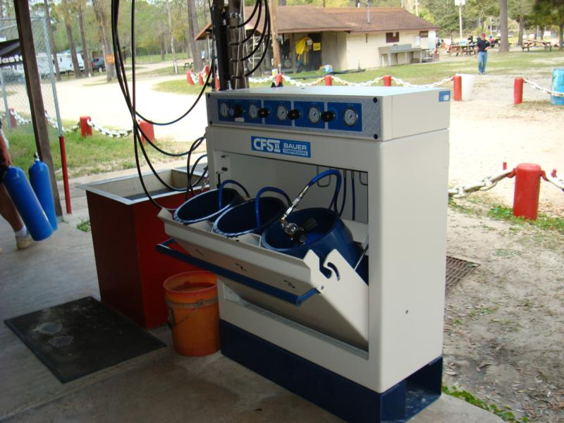 Air Fill Stations