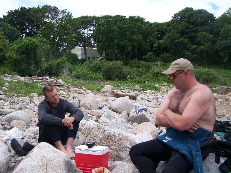 Dan & Joe @ Folly In between Dives