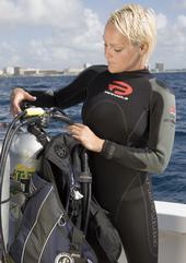 Sport Diver shoot