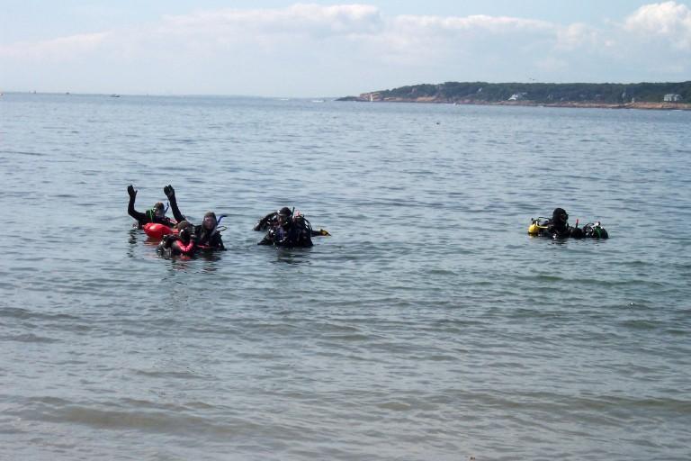 Dive Group, Cape Ann