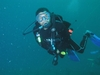 Streamlined Diver Position for Maximum Depth - rzigfry