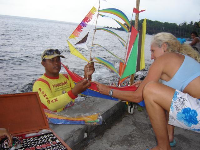 git git , bali build a sailboat!