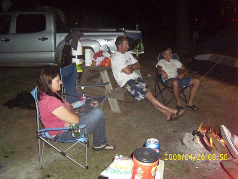 Campsite @ Vortex #2