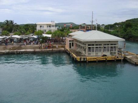 culebra ferry port