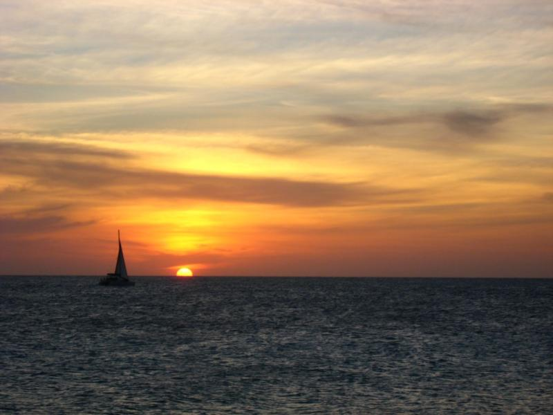 Sunset Bonaire