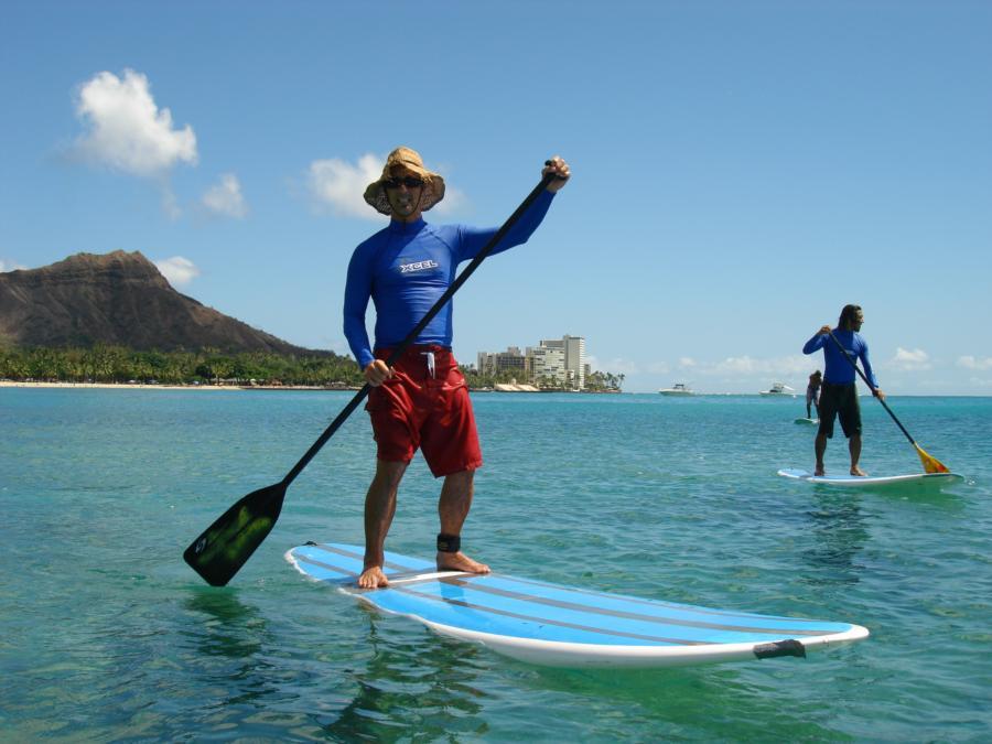 Stand Up Waikiki