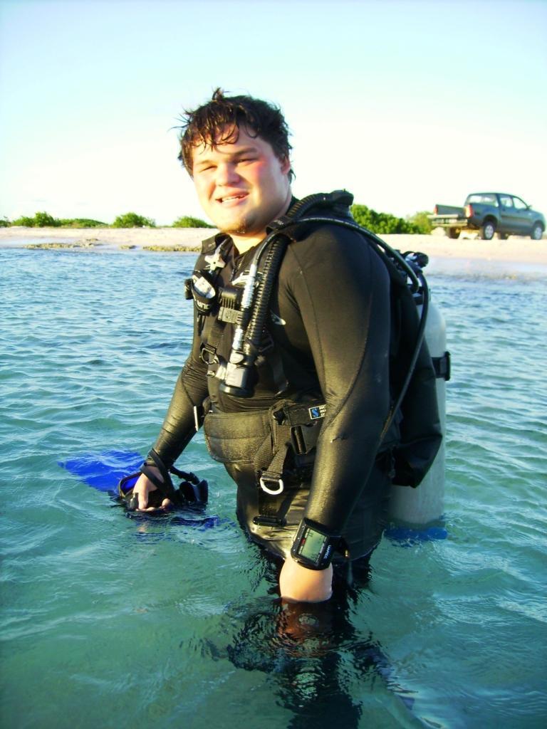 D.O.D.scuba: Talon, Co Owner, Dive Master, Asst. Instructor