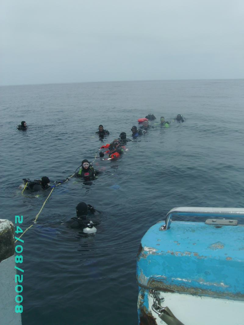 group for the deep dive